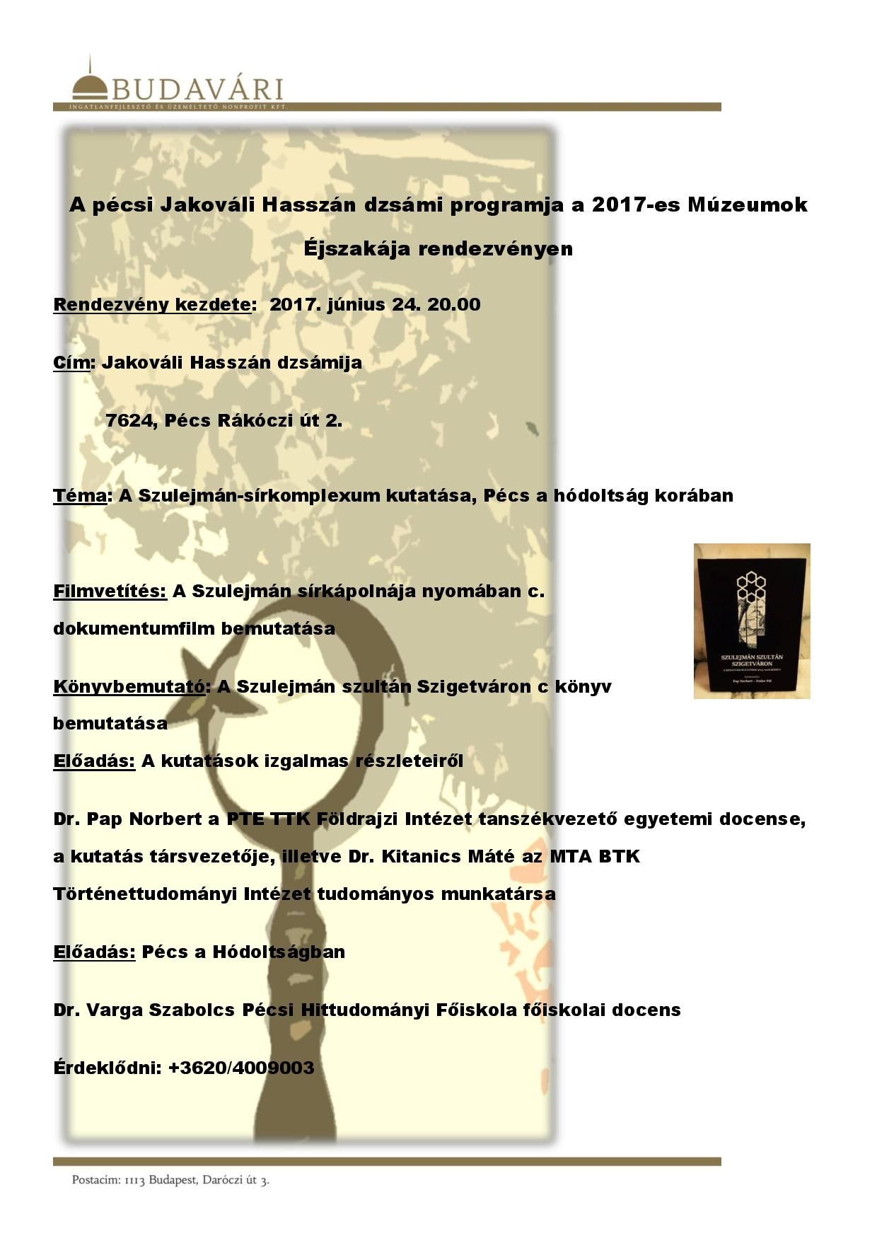 A pécsi Jakovali Hassan dzsámi programja a 2017-page-001